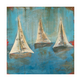 Sail On Posters by Melissa Lyons