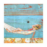 The Activity of Soul Resting Giclee Print by Danny Phillips