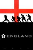 Brazil 2014 - England Prints