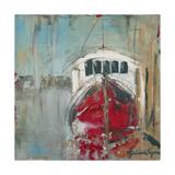 Red Nose Boat Plakater av Melissa Lyons
