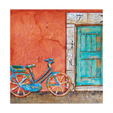 Commuter's Dream Bicycle Giclee Print by Danny Phillips