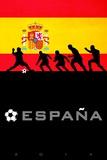 Brazil 2014 - Spain Pôsters