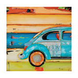 Just Roll with It Giclee Print by Danny Phillips