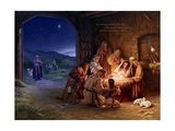 Light of the World - Saviour Giclee Print by Mark Missman
