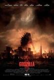 Godzilla Afiche