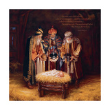 Wise Men Still Seek Him - Prince of Peace Prints by Mark Missman