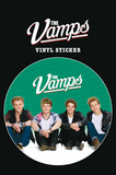 The Vamps - Sit Vinyl Sticker Klistermærker