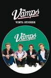 The Vamps - Sit Vinyl Sticker Naklejki