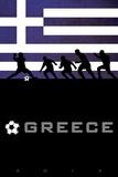 Brazil 2014 - Greece Print