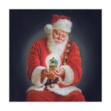 The Spirit of Christmas Giclee Print by Mark Missman