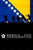Brazil 2014 - Bosnia and Herzegovina Posters