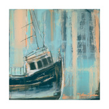 Ghost Ship Giclee Print by Melissa Lyons