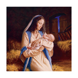 Heaven's Perfect Gift Reprodukcje autor Mark Missman