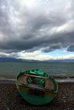 A Boat Near the Ohrid Lake, Near Pogradec Photographic Print by Armando Babani