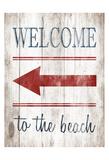 Welkom Posters van Jace Grey