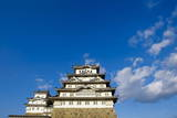 Himeji Castle in Himeji City Photographic Print by Dai Kurokawa
