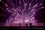 Spain's First National Firework Competition Is Celebrated in Almeria Photographic Print by Fran Leonardo