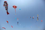 Kites Flying Photographic Print by Luong Thai Linh