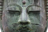 The Face of the Great Buddha Photographic Print by Dai Kurokawa