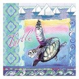 Turtle Tile Prints by Anne Ormsby
