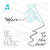 Move To The Beat 2 Art by  OnRei