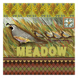 High Country Meadow Tile Posters by Anne Ormsby