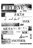 Believe Prints by Jace Grey
