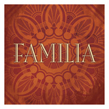 Famalia Posters by Jace Grey