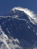 Mount Everest Photographic Print by Narendra Shrestha