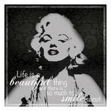 Marilyn Monroe Prints by Lauren Gibbons