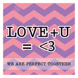 Perfect Together Posters by Tony Pazan