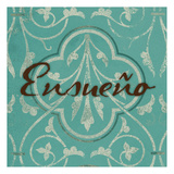 Ensueno Print by Jace Grey