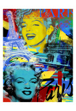 Marilyn Paris Prints by Jace Grey
