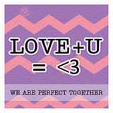 Love U Posters by Tony Pazan