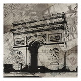 Arc de Triomphe Prints by Jace Grey