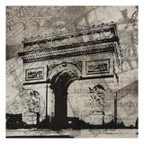 Arc de Triomphe Prints by Jace Grey