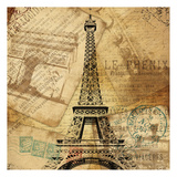 Eiffel Tower Prints by Jace Grey