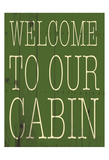 Cabin Mate Prints by Jace Grey