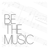 Be The Music 3 Posters by  OnRei