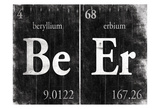BeEr Poster von Jace Grey