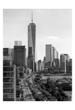Freedom Tower 2 Posters by Sandro De Carvalho