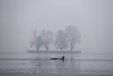 Cold Weather in India Kashmir Photographic Print by Farooq Khan
