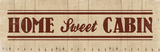 Sweet Cabin Posters av Jace Grey