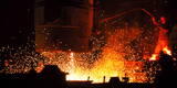 Workers Produce Steel at a Small Plant in Shenyang Photographic Print by  Mark
