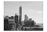Freedom Tower 1 Prints by Sandro De Carvalho