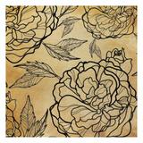Floral Pattern II Art by Taylor Greene