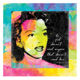 Monroe Watercolor Prints by Jace Grey