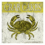 Crab Cakes Poster by Jace Grey