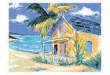 Beach House Original Prints by Anne Ormsby