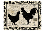 le Coq Chateau Poster by Diane Stimson